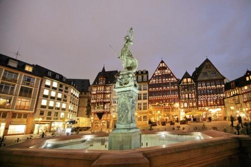 Рождественские виды Германии