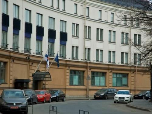 Финское консульство в Санкт-Петербурге