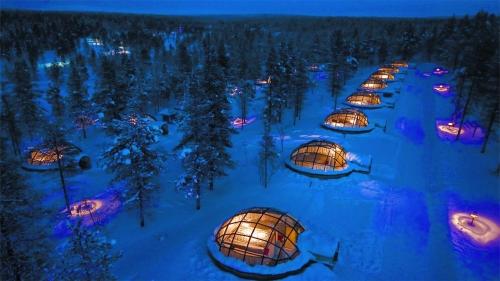 Оригинальный отель в Финляндии
