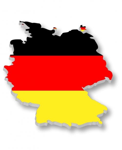 Очертания Германии