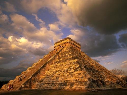 Достопримечательность в Мексике