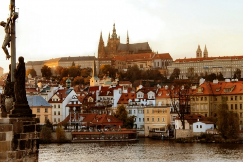 Красивые виды Чехии