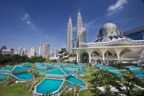 Куала-Лумпур в Малайзии