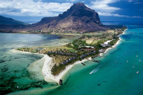 Вид на Мадагаскар
