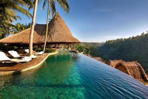 Домики на Бали