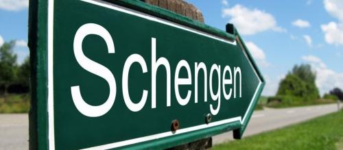 Шенгенский указатель