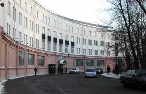 Консульство Финляндии в СПб