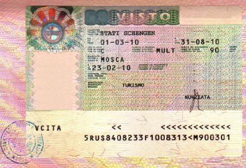 Шенгенская виза, которую можно получить в СПб