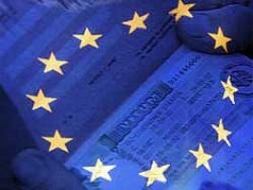 Символ шенгенского соглашения