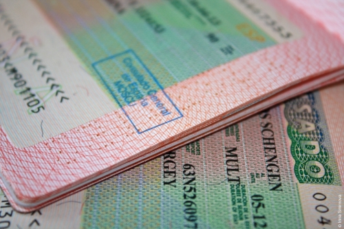 Шенген для Испании