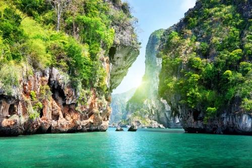 Красивый вид в Таиланде