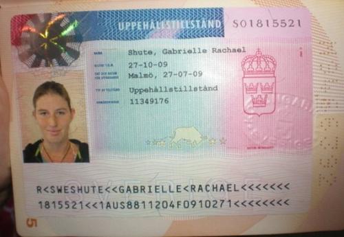 Рабочая шенгенская виза