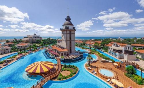 Красивый отель в Турции