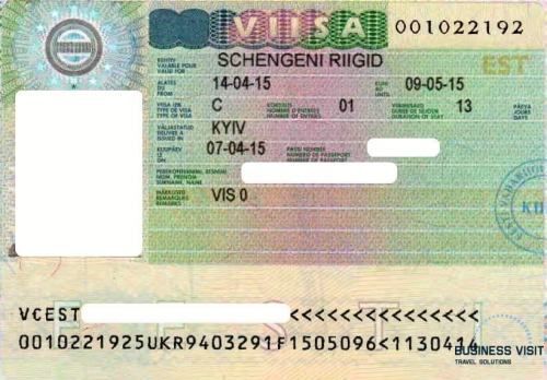 Шенгенская виза для посещения Таллина