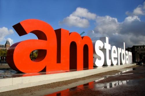 Достопримечательность в Амстердаме