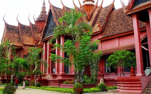 Достопримечательность в Камбодже