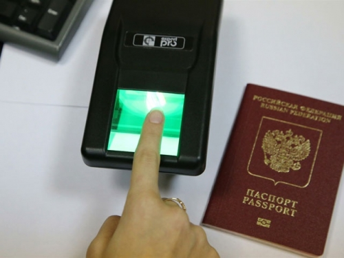 Дактилоскопия для шенгенской визы