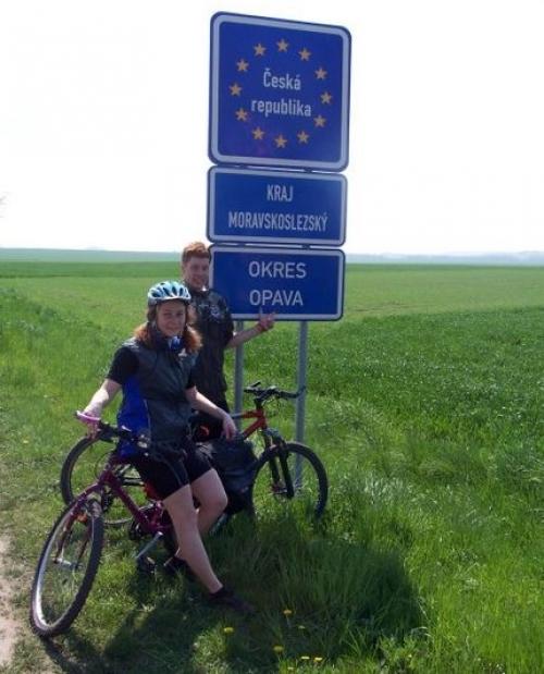 Указатель шенгенской зоны