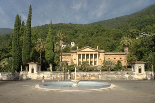 Достопримечательность Абхазии