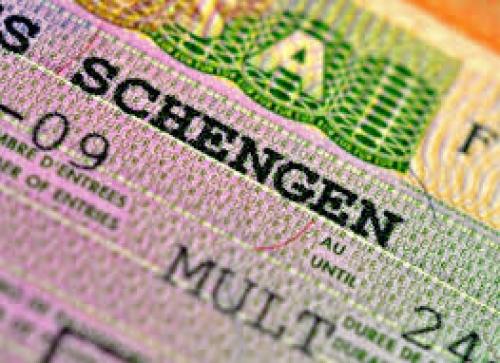 Шенгенская виза внутри
