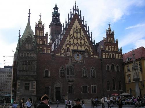 Достопримечательность в Польше