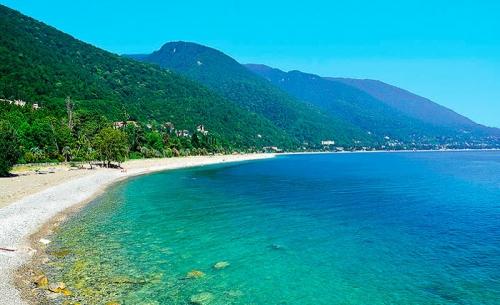 Красоты Абхазии