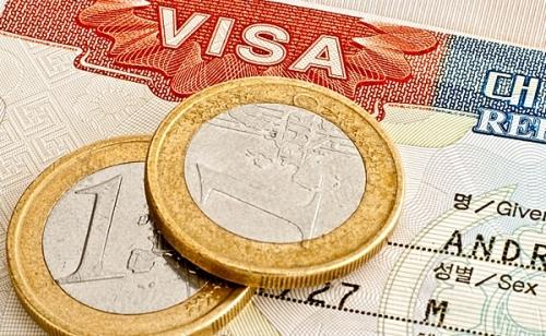 Шенгенская виза для въезда