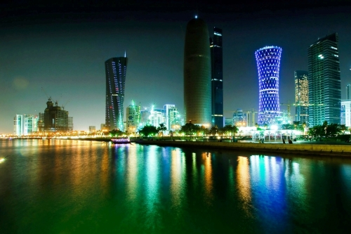 Ночной Катар