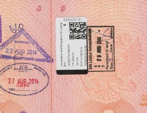 Шри-Ланка: виза для россиян в 2017 году