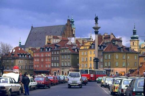 Архитектура польского города