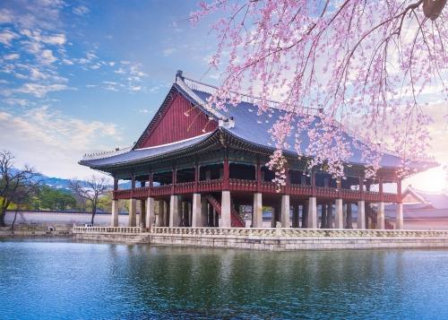Достопримечательность в Корее