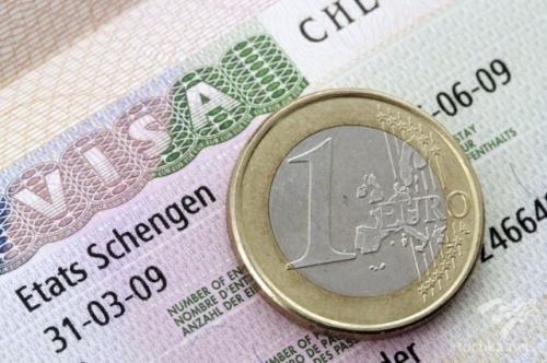 Финская виза в загранпаспорте