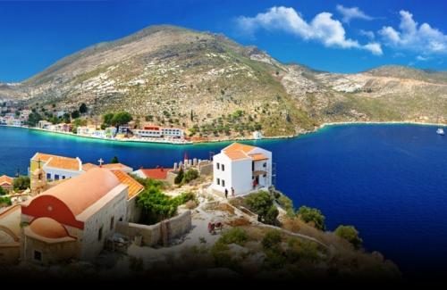 Дома на Крите