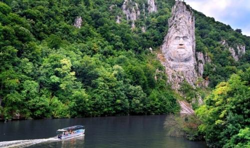 Красивый вид в Сербии