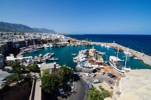 Красивый вид на Кипре