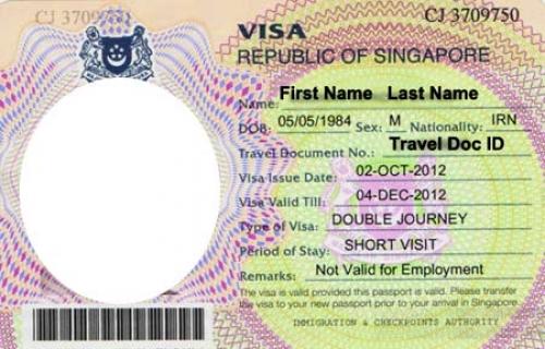 Виза для посещения Сингапура