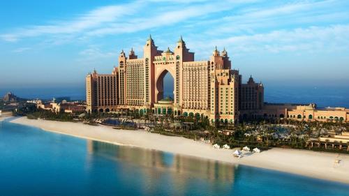 Отель в Арабских Эмиратах