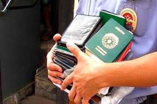 Паспорта мигрантов