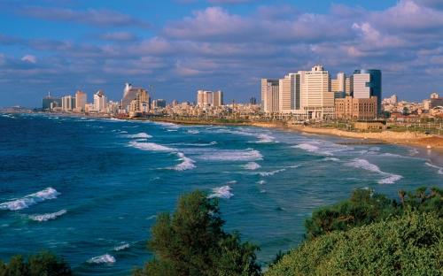 Побережье Израиля
