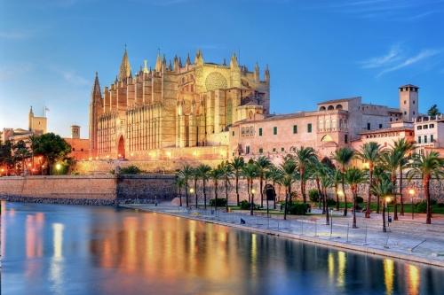 Испанская достопримечательность