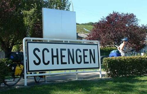 Зона Шенген