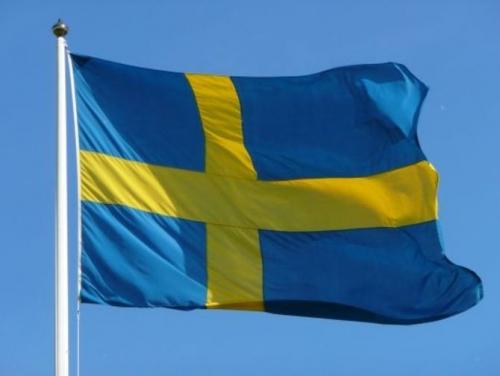 Шведский флаг
