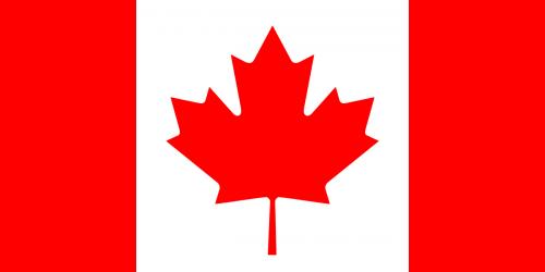 Кленовый лист - символ Канады