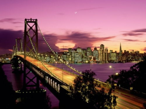 Мост в Америке