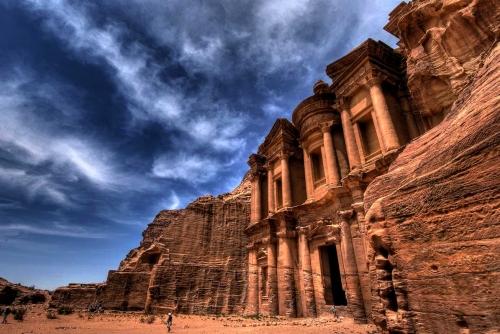 Достопримечательность в Иордании