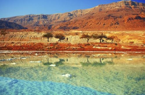 Пейзаж в Иордании