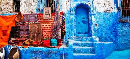 Улица в Марокко