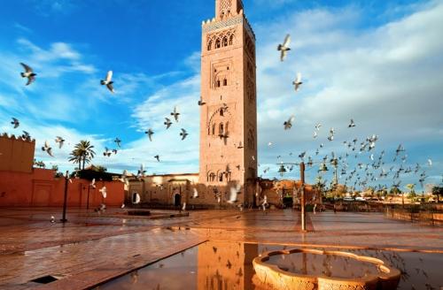 Достопримечательность Марокко