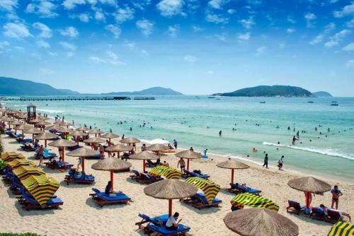 Пляж на Хайнане