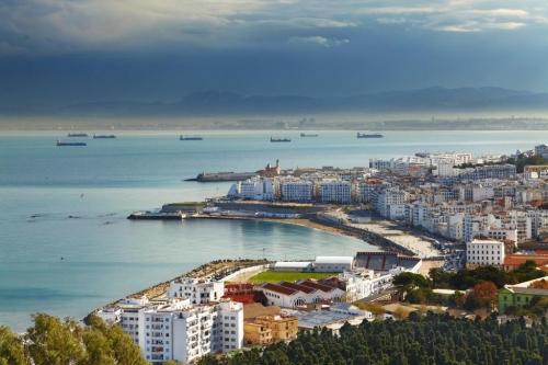 Берег Алжира